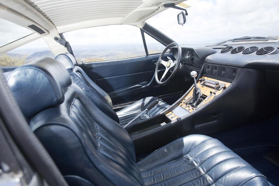 1972 FERRARI 365 GTC/4  Chassis no. 15255 Engine no. 15255