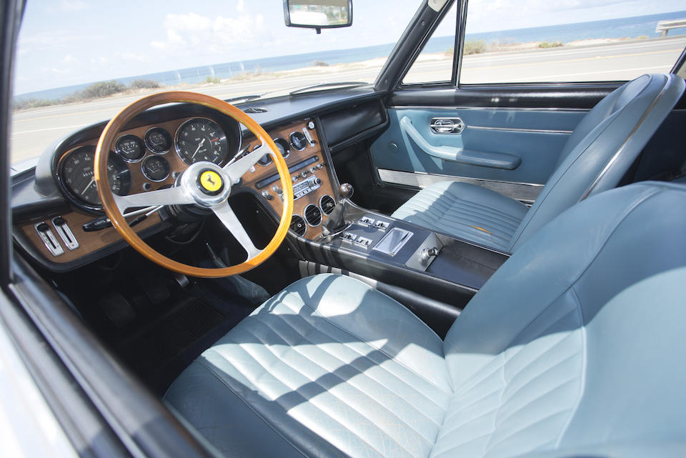 1968 FERRARI 365GT 2+2  Chassis no. 11649  Engine no. 11649