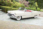 1955 CADILLAC ELDORADO SPECIAL CONVERTIBLE  Chassis no. 556294293 Engine no. 556294293