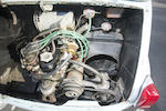 1961 FIAT 600 JOLLY  Chassis no. 100.626268 Engine no. 100.000 683802
