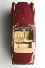 The ex-Charles G. RenaudPebble Beach Concours d'Elegance Award Winning,1951 FERRARI 212 INTER CABRIOLET  Chassis no. 0159E Engine no. 0159E