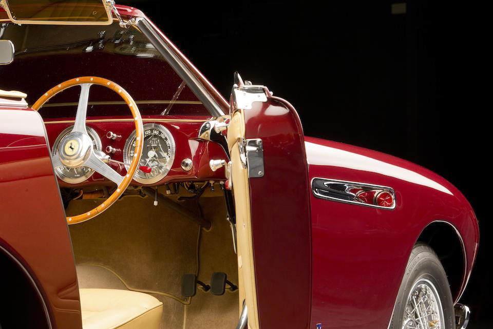 The ex-Charles G. RenaudPebble Beach Concours d'Elegance Award Winning,1951 FERRARI 212 INTER CABRIOLET  Chassis no. 0159E Engine no. 0159E
