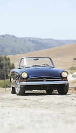 1966 SUNBEAM  TIGER SERIES I  Chassis no. B382000023LRXFE