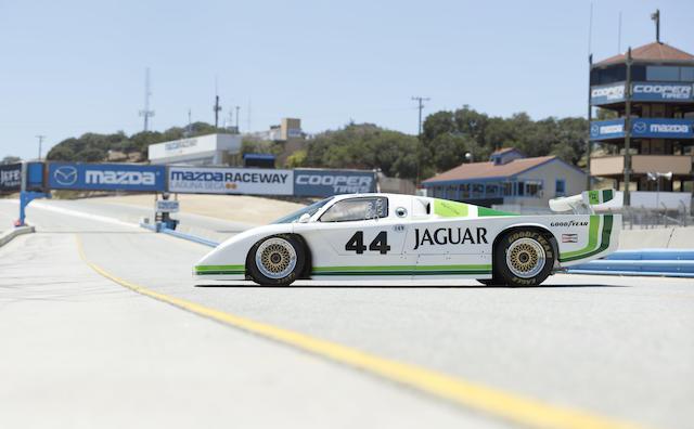 1982 JAGUAR XJR-5 IMSA GTP  Chassis no. 001