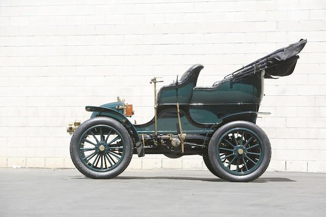 """1904 KNOX 16/18hp """"TUDOR"""" 5-PASSENGER TOURING  Chassis no. 312"""