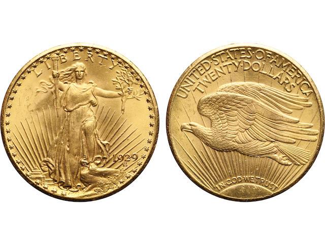 1929 $20