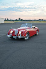 1955 JAGUAR XK140 MC ROADSTER  Chassis no. S811260 Engine no. G3002 8S