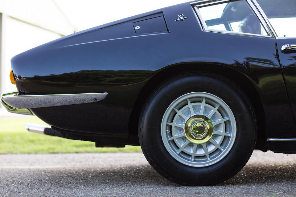 1971 MASERATI GHIBLI 4.9 SS COUPE  Chassis no. AM115.49.2110 Engine no. AM115.49.2110