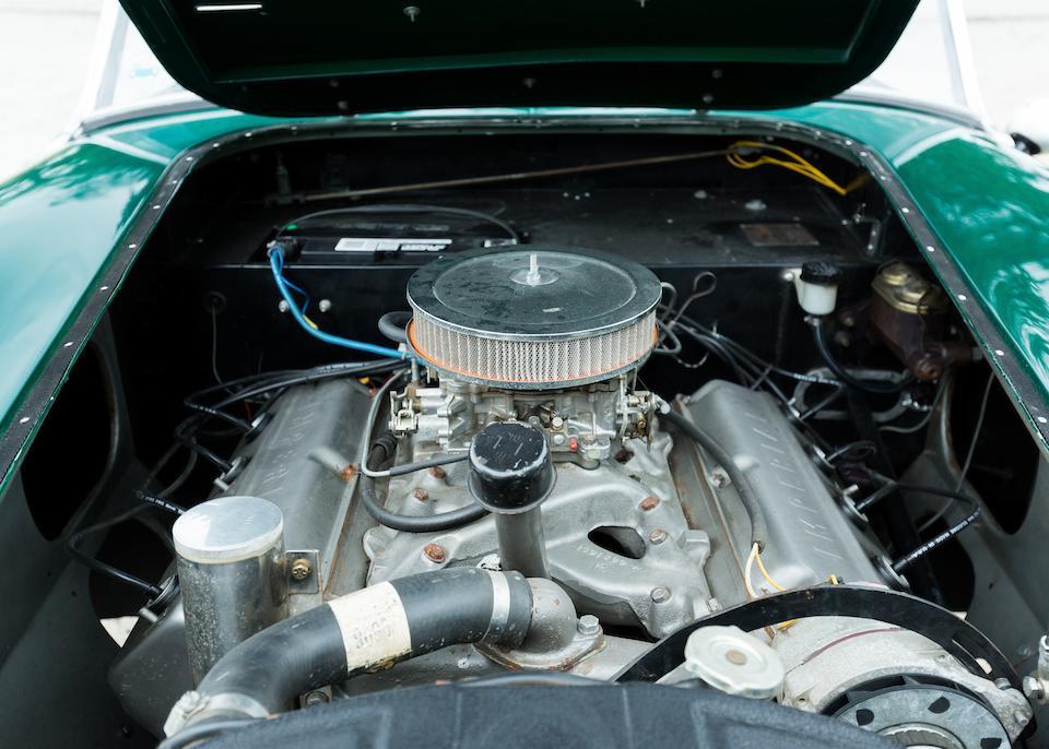 1953 ALLARD  K3  Chassis no. K3/3191 Engine no. 58090123133