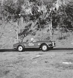 The ex-Lou Brero - Torrey Pines Road Race,1955 LANCIA AURELIA B24S SPIDER AMERICA  Chassis no. B24S-1138 Engine no. B24 1198