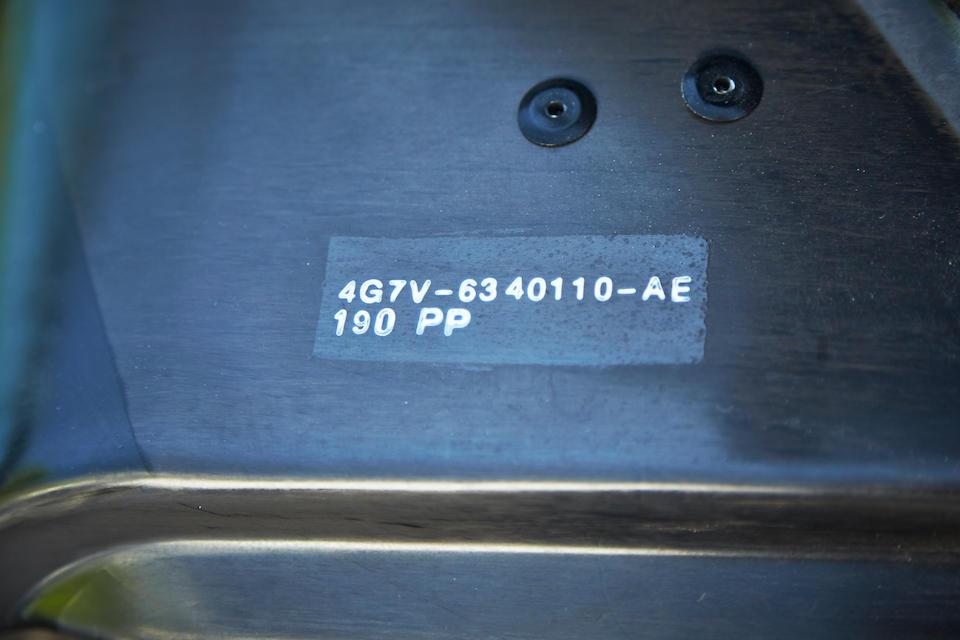 2005 FORD GTVIN. 1FAFP90S45Y400055  Engine no. 1FAFP90S45Y400055