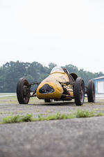 <i>Offered from the Collection of Lex du Pont</i><BR /><B>1952 Cooper-Norton Mark VI 500cc Formula 3 Racing Single-Seater</B><BR />Chassis no. MK6/21/52<BR />Engine no. TR5 4196 NA