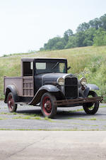 <B>1929 Ford Model A Station Wagon/Pickup<BR />Coachwork by Murray Body Co. </B><BR />Engine no. AA3769948