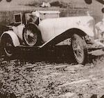 1923 BENTLEY  3 LITER SPEED MODEL FOUR SEATER TOURER  Chassis no. 409 Engine no. SE12Former UK Registration no. XP 8058