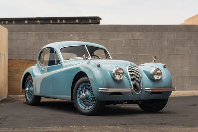 1953 JAGUAR XK120 FIXED HEAD COUPE  Chassis no. S680774 Engine no. W5362-8