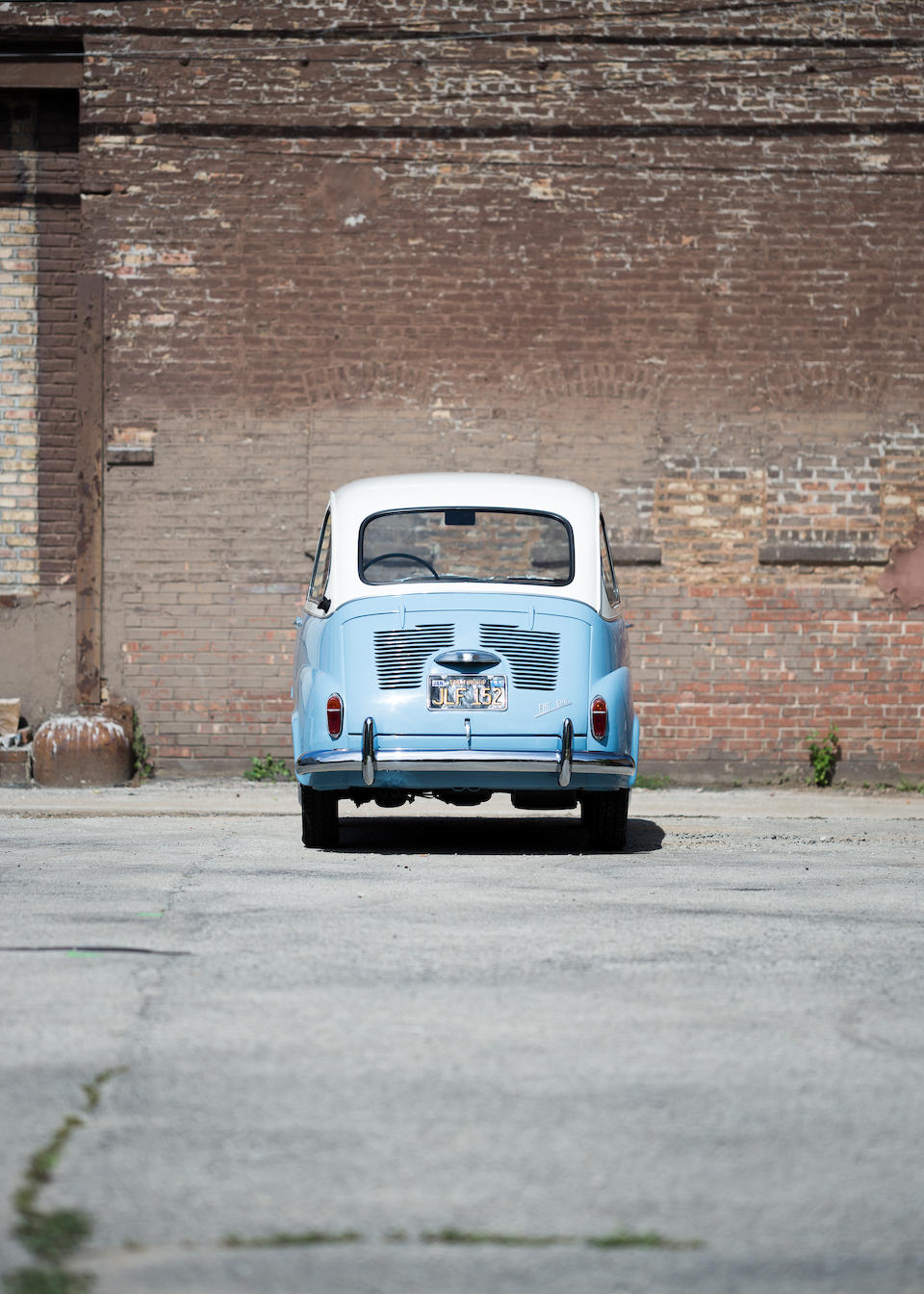 1958 fiat 600 multipla chassis no  042086 engine no  640450