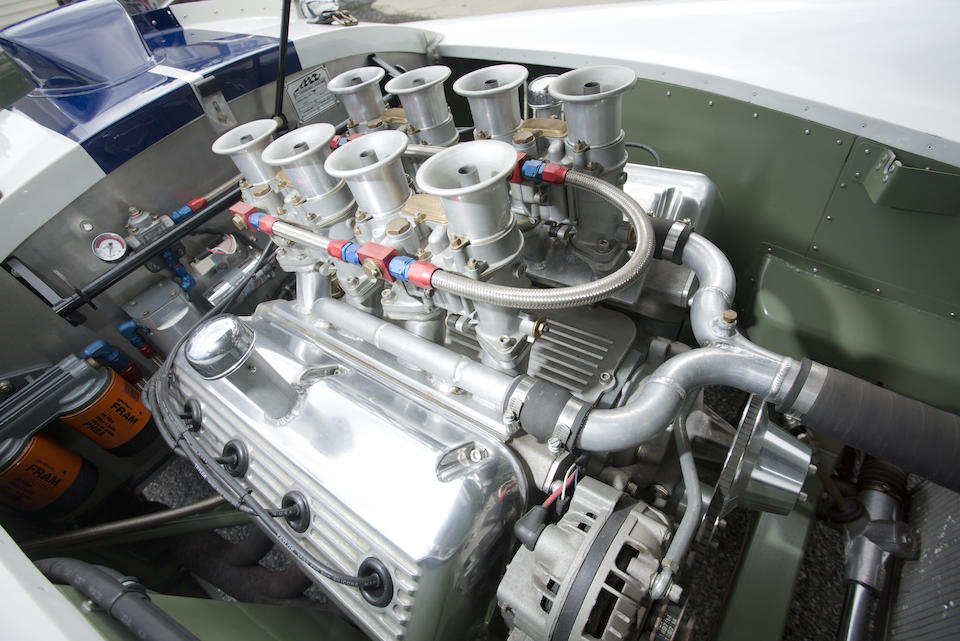 1952 CUNNINGHAM  C4R CONTINUATION  Chassis no. R5220 Engine no. C53.8.10158