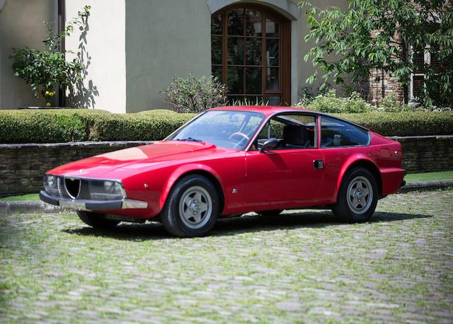 1973 ALFA ROMEO 1600 JUNIOR ZAGATO COUPE  Chassis no. AR*3060332 Engine no. AR00536*S2114