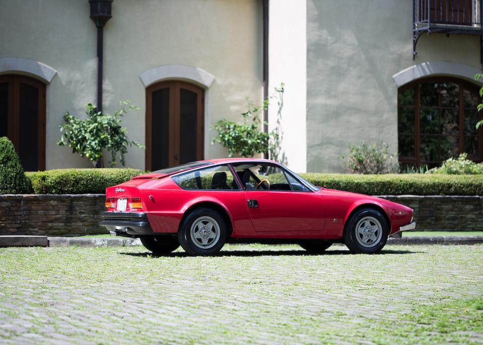 1973 ALFA ROMEO 1600 JUNIOR ZAGATO COUPE  Chassis no. AR*3060332 Engine no. AR00536*S2114