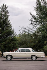 1970 MERCEDES-BENZ  280SE 3.5 COUPE  Chassis no. 111026.12.002949 Engine no. 116980.12.002635