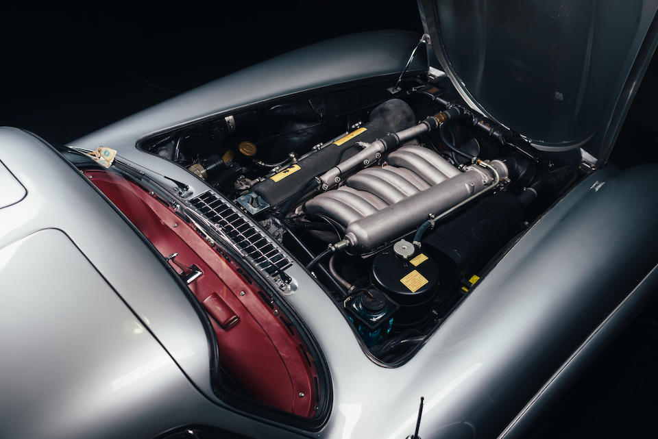 1954 MERCEDES-BENZ 300SL GULLWING COUPE  Chassis no. 198.040.4500105 Engine no. 198.980.4500112