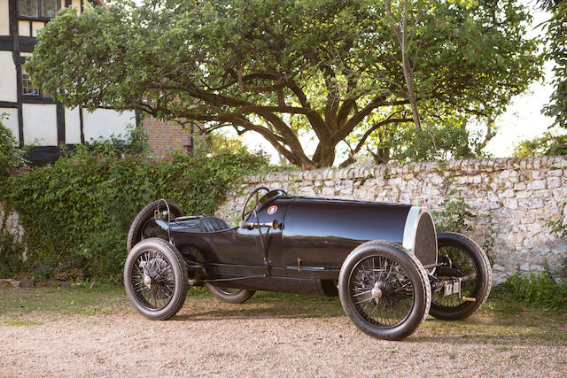 1922 BUGATTI TYPE 29/30 'RESERVOIR  OVALE COURSE' (OVAL TANK, RACING)  Chassis no. 4008