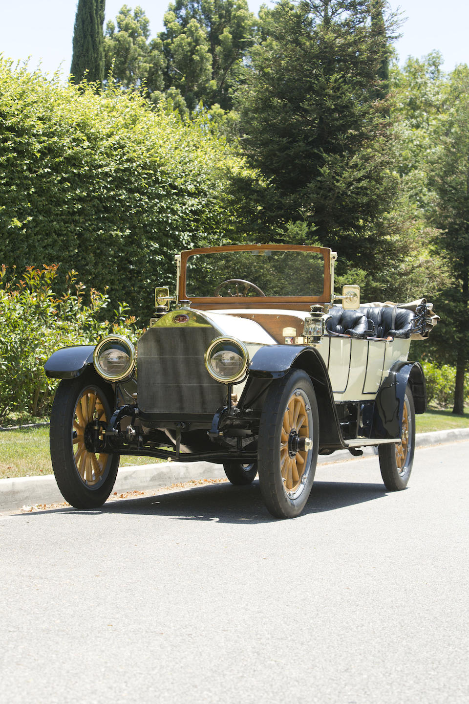 c.1912 FIAT MODEL 56 50HP 7-PASSENGER TOURING  Chassis no. S1570 Engine no. 6144