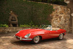 1961 JAGUAR E-TYPE SERIES 1 3.8 ROADSTER  Chassis no. 875952 Engine no. R2438-9