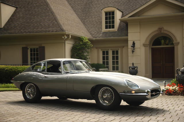 1965 JAGUAR E-TYPE SERIES 1 4.2 COUPE  Chassis no. 1E32420 Engine no. 7E7367-9