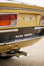 1972 ALFA ROMEO MONTREAL  Chassis no. 1426423 Engine no. 15426378