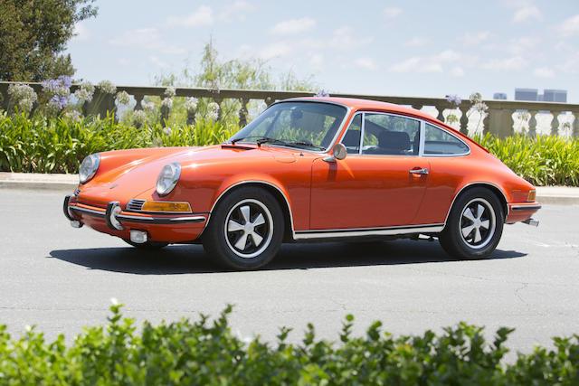Bonhams : 1969 PORSCHE 911S 2.0 COUPE Chassis no. 119300117 Engine ...
