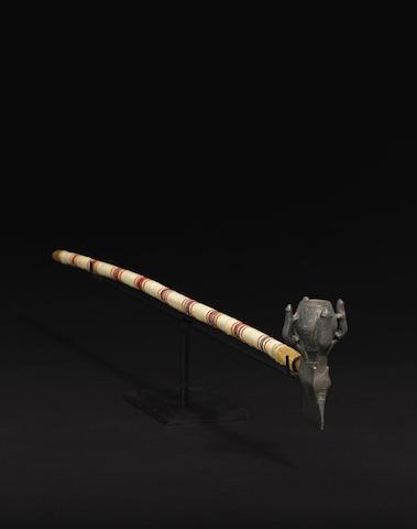 A Micmac pipe