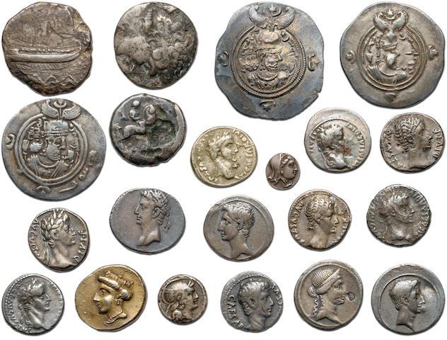 Miscellaneous Ancient Coins