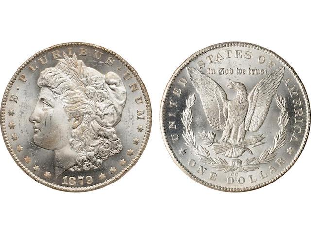 1879-CC $1 MS64 PCGS