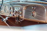 <i>Subject of a $180,000 restoration</i><BR /><B>1935 LaSalle Series 50 Convertible Coupe</B><BR />Chassis no. 2207498