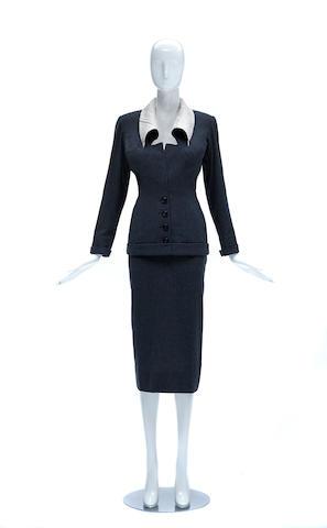 A Marilyn Monroe suit from Gentlemen Prefer Blondes