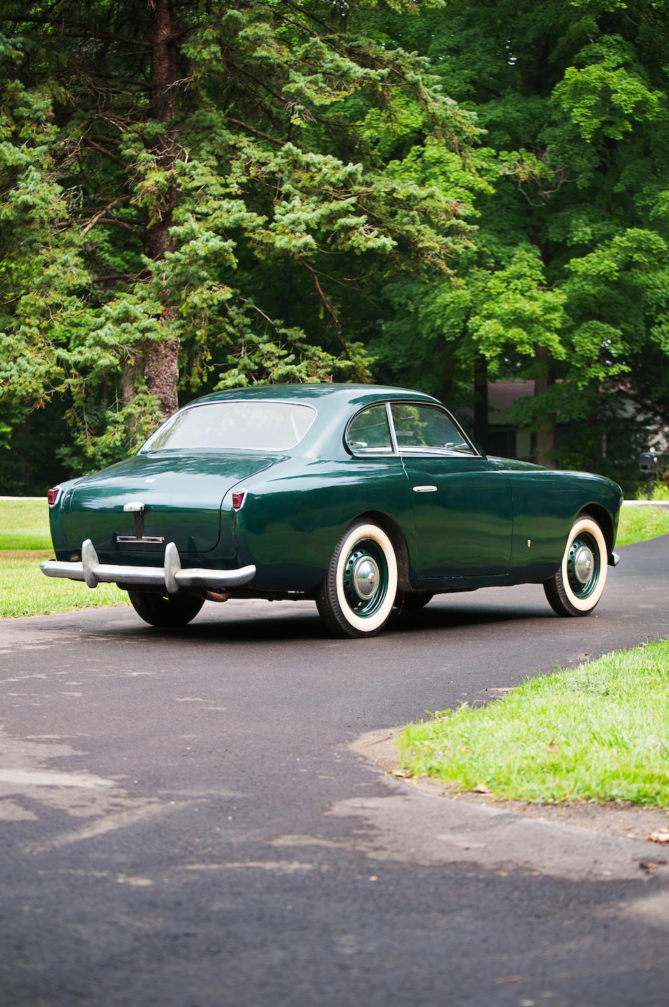 <b>1955 Arnolt-MG Coupe  </b><br />Chassis no. 26873 <br />Engine no. 27325<br />Body no. 4351