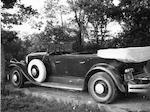 <B>1930 Pierce-Arrow Model A 7-Passenger Tourer </B><BR />Chassis no. 3025617<BR />Engine no. 300606