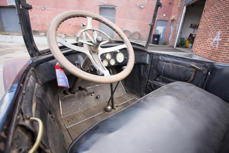 <B>1918 Cadillac Model V-59 Touring Car</B><BR />Chassis no. V-59-686