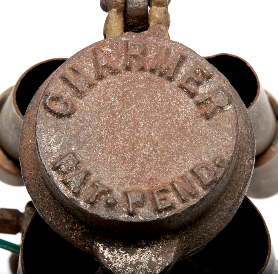 Property from the Collection of Joel Finn A Charmer exhaust whistle