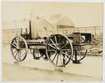 "<i>Run in the 1933-34 Century of Progress Fair in Chicago</i><BR /><B>1928 Pennsylvania Railroad Built ""1825 John Stevens"" Locomotive</B>"