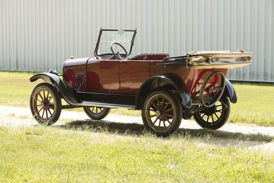 <b>1917 Briscoe Touring  </b><br />Chassis no. 23990 <br />Engine no. 27183