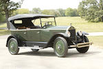 <i>Ex-Harrahs Auto Collection, JB Nethercutt Collection</i><BR /><B>1923 Dort 25-K Five-Passenger Sport Touring</B><BR />Chassis no. 100329<BR />Engine no. DT5236