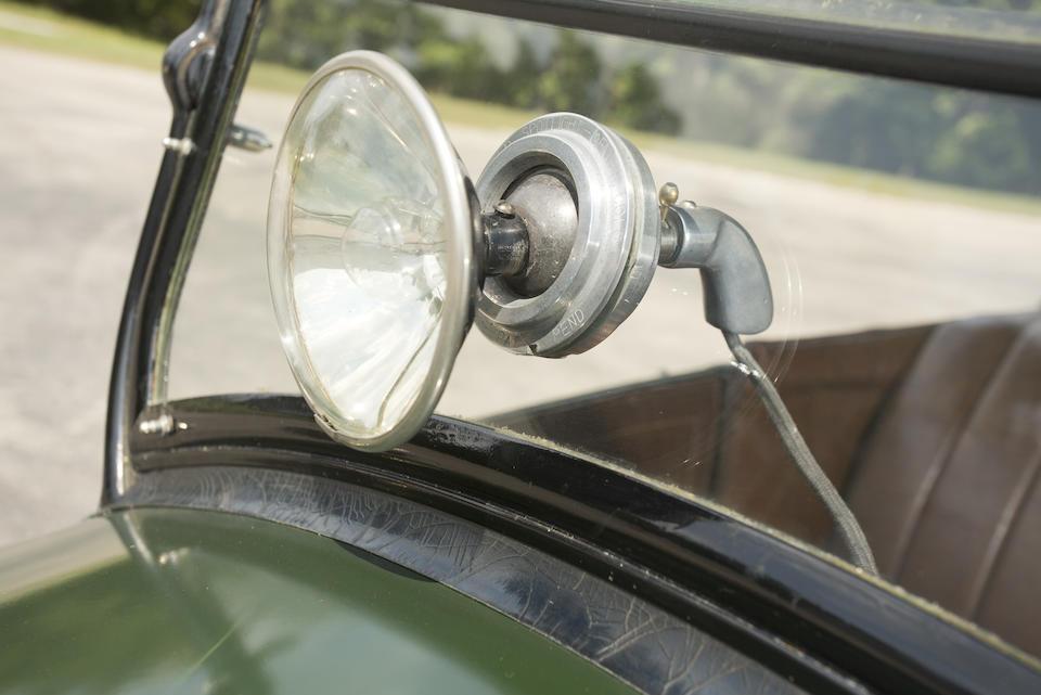 <i>Ex-Harrahs Auto Collection, JB Nethercutt Collection</i><BR /><B>1923 Dort 25-K Five-Passenger Sport Touring</B><BR />Chassis no. 100329<BR />Engine no. DT5236