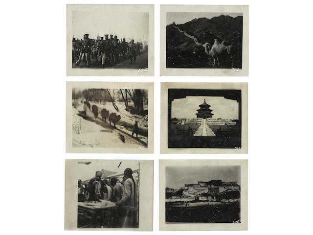 CHINA: THE CAMERA CRAFT ARCHIVE OF IMAGES OF BEIJING AND NORTHERN CHINA 1910-1929
