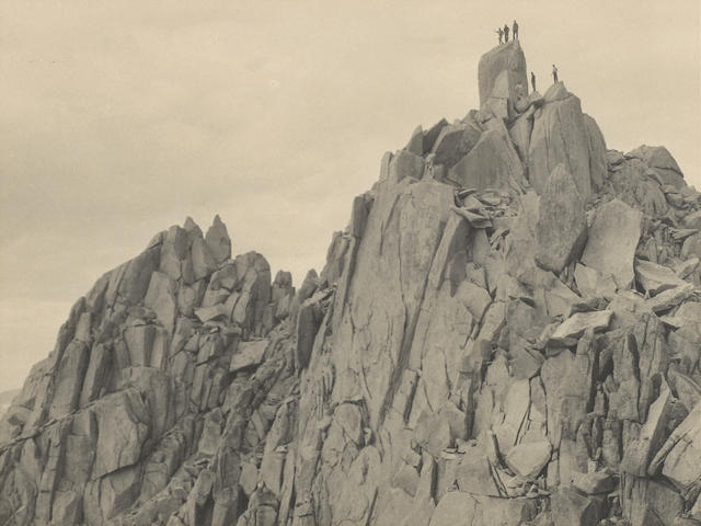 Ansel Adams (1902-1984); On the Hermit;