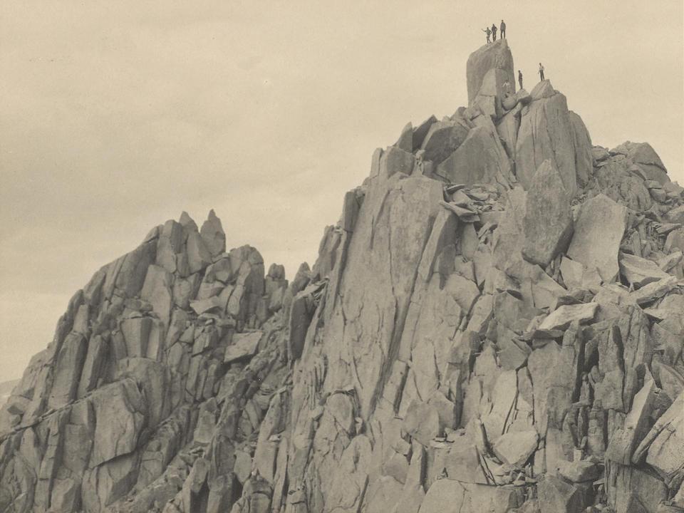 Ansel Adams (1902-1984); On the Hermit;