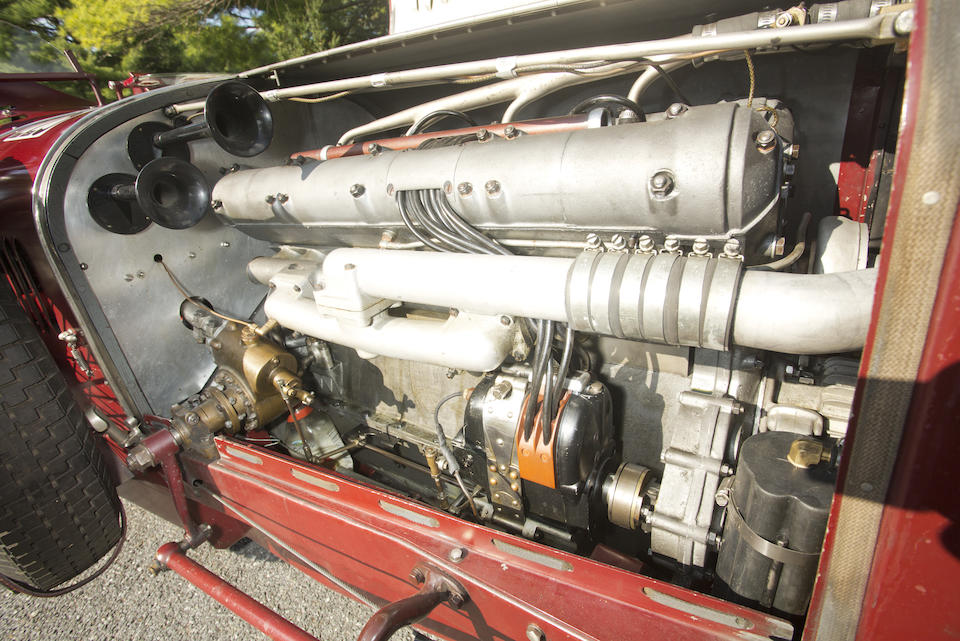 <i>From the Collection of Willem van Huystee</i><BR /><B>1933 MASERATI 8C 3000 BIPOSTO<br /></B><BR />Engine no. 3004