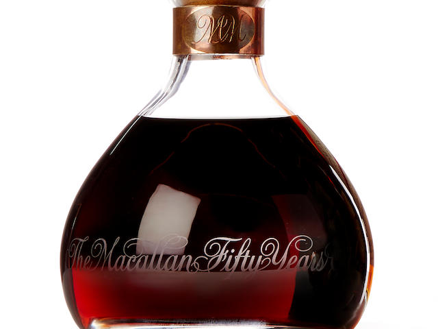 The Macallan Millennium Decanter 50 Year Old 1949