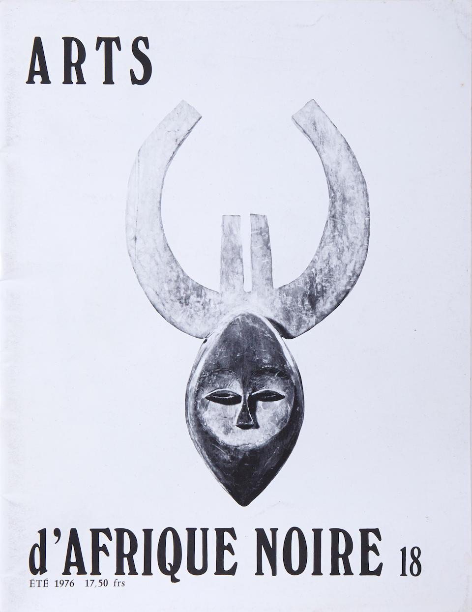 Fine and Rare Kwele Mask, Gabon